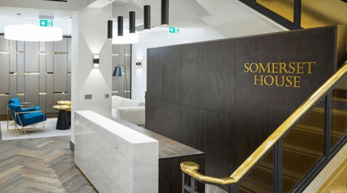 Somerset House Serviced Offices Birmingham City Centre