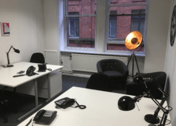Princess Street Serviced Offices, Manchester